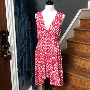 {BB Dakota} Deep Plunge Graduated Dress ❤️🧡